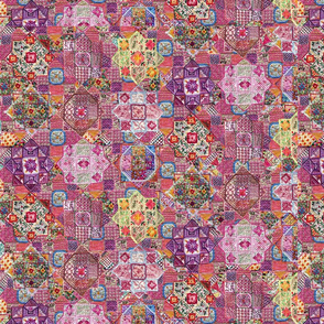 Red_square_octagons__with_pink_background_2