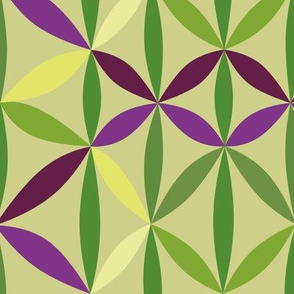 Lime leaf lattice