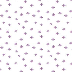 Little pink butterflies