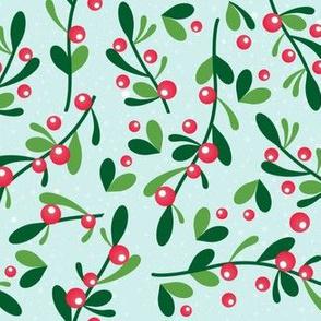 FS Holly and Mistletoe