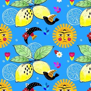 Lemons in Acapulco
