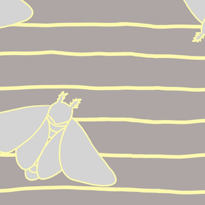 Neutral Moth Jumbo