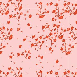 Spring Floral Simple