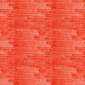 Orange bricks