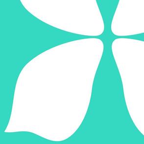 Super Mega Flower Echo in Turquoise is Back