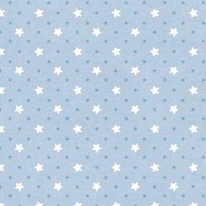 Sleepy Series Blue Stars Light