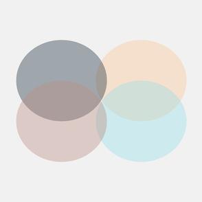 Neutral retreat - simple mod dots jumbo