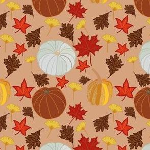 Fall into autumn-Tan