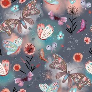magic moths