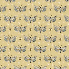 Moths & Bees - Mellow Yellow