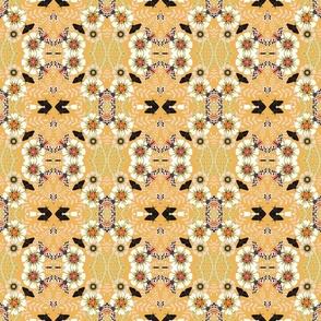 Abstract Moth Honey Mustard-01