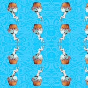 Skinny Cupcake Dipping