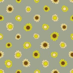 sunflowers by rysunki_malunki