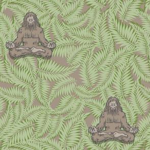 Sasquatch Zen