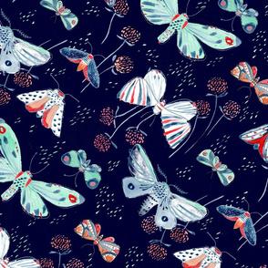 Midnight Flutter - © Lucinda Wei