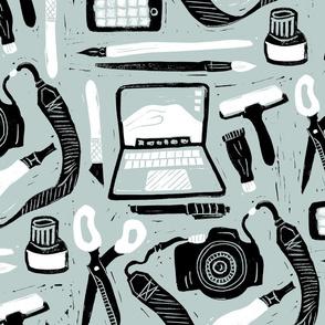 Creative tools iceblue large