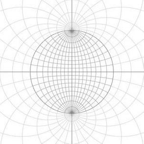 09136719 : stereographic net 2m