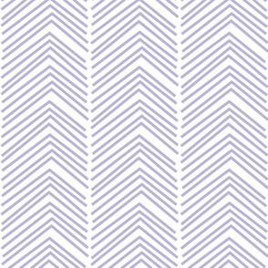 chevron love LG light purple