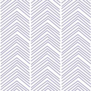 chevron love LG light purple