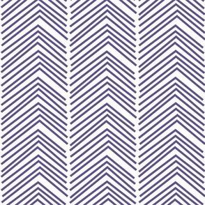 chevron love LG purple