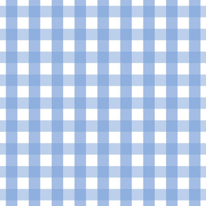 gingham 1in cornflower blue dorothy costume
