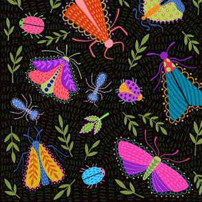 Phantasmic Moths