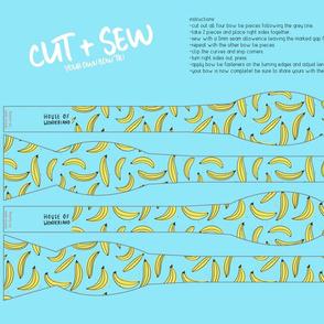 Bow Tie - Banana