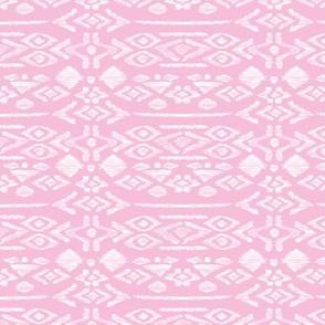 Minimal vintage mudcloth bohemian mayan abstract indian summer love aztec pink girls