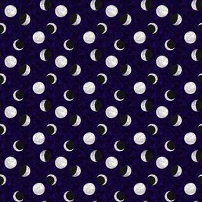 moons - medium scale