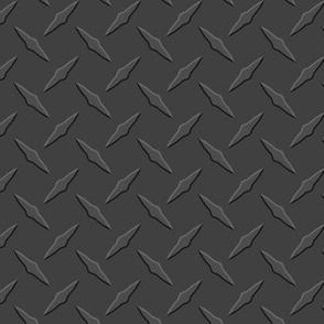 Diamondplate Metal - Tread Plate DARK
