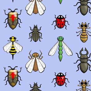 Field of Bugs