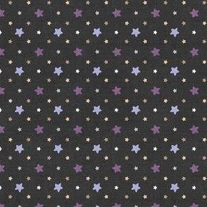 Sleepy Series Lavender Stars Dark