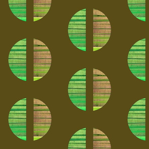 jenga dark green