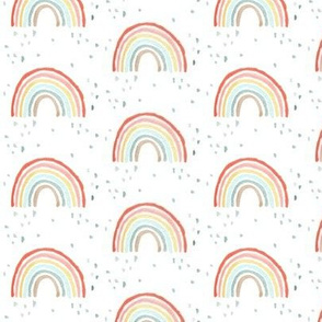 rainbow classic muted mini