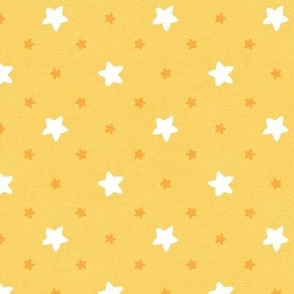 Sleepy Series Yellow Stars Light Large