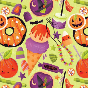 Halloween Can Mix