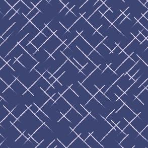 Textured stripes purple