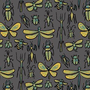 Golden Bugs