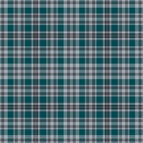 Plaid in Green_ Silver_ Black_ Charcoal