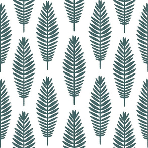 Leaf fabric - pine fabric, home decor fabric, interiors fabric, curtain, wallpaper