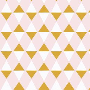kite blocks in mustard by Pippa Shaw