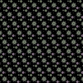 Terrene Wildflower Kaleidoscope Multi