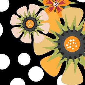 Daisy and Polka Dot