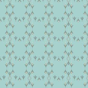 Diamond Ocean Geometric