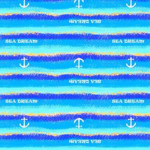 Sea dream - Rêve marin