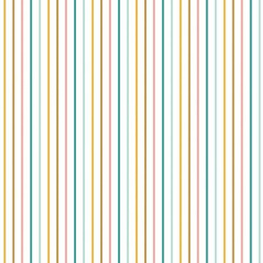 Candy Pin Stripe 8x8