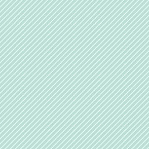 Mint-Stripe 1x1