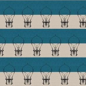 Light bulb stripe