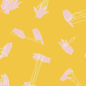 String Figures: Lemon Bubblegum