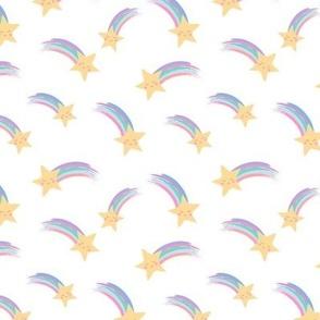 Smiling Shooting Stars